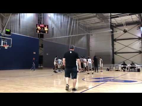 AAU Basketball Team Attack Referee In Atlanta Basketball Game