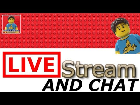 Sunday Live Stream- Chat + Q&A