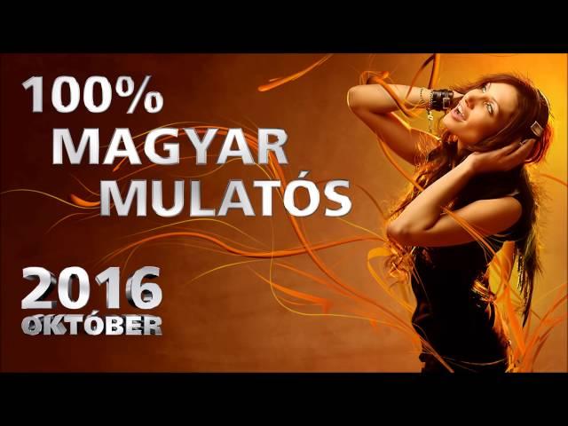 Legjobb mulatós zenék 2016 októb