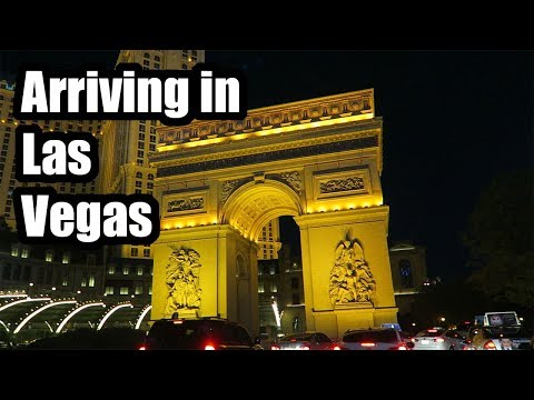 LAS VEGAS ARRIVAL DAY And ELARA 1 BEDROOM KING SUITE ROOM TOUR!