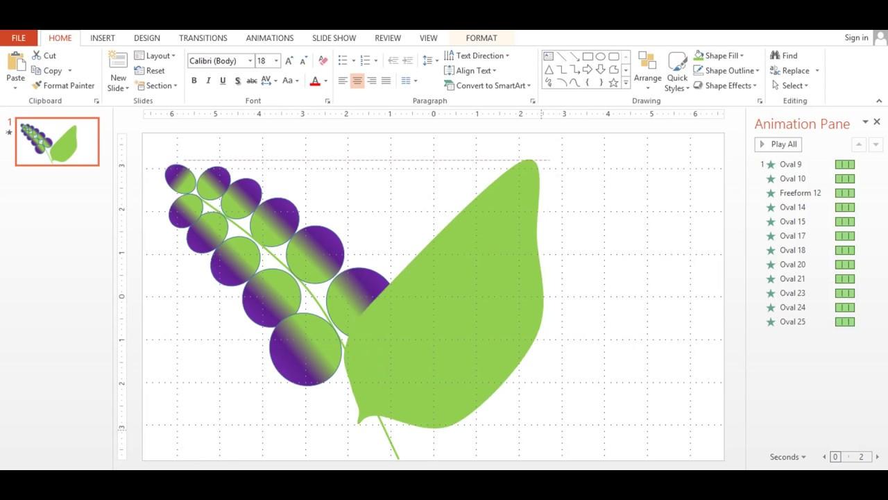 Cara menggambar bunga gradasi ungu dan hijau di powerpoint youtube cara menggambar bunga gradasi ungu dan hijau di powerpoint ccuart Image collections