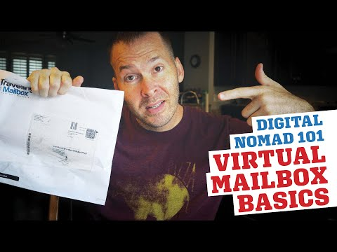 Virtual Mailbox 101: How I Get My Mail While Traveling Full-Time With My Traveling Mailbox