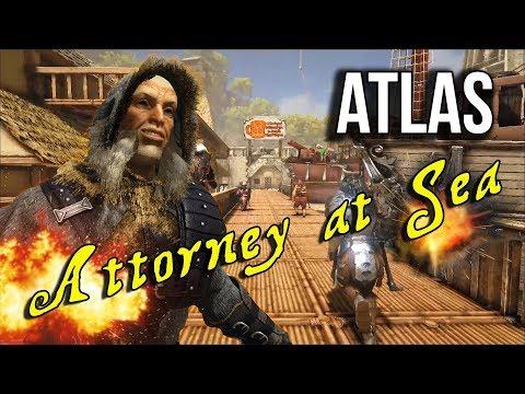 Captain Shack - Attorney at Sea! | Atlas Community Server |
