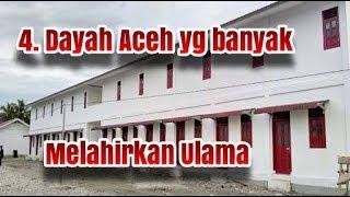 Download Video Inilah!!!! | 4 Dayah Di Aceh yang paling banyak melahirkan kader ulama MP3 3GP MP4