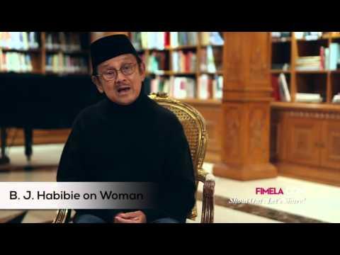 BJ Habibie: Peran Ibu Sangat Vital Dalam Tumbuh Kembang Anak