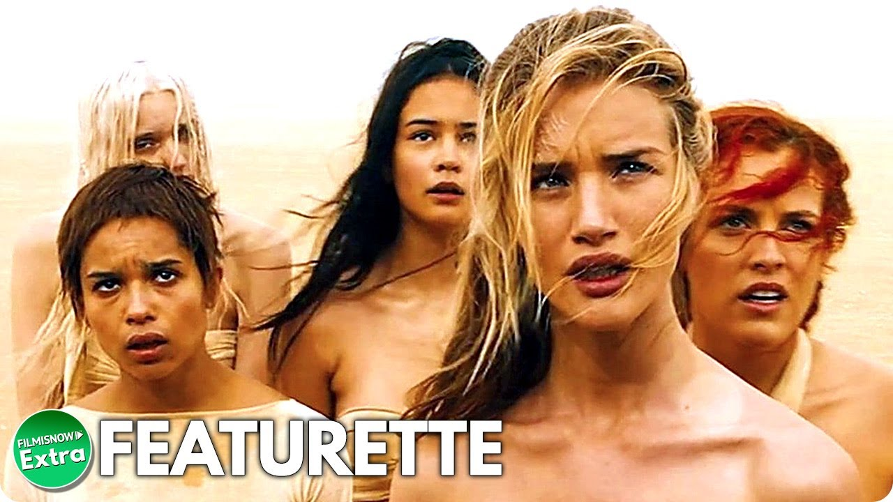 MAD MAX: FURY ROAD (2015)   The Five Wives Featurette