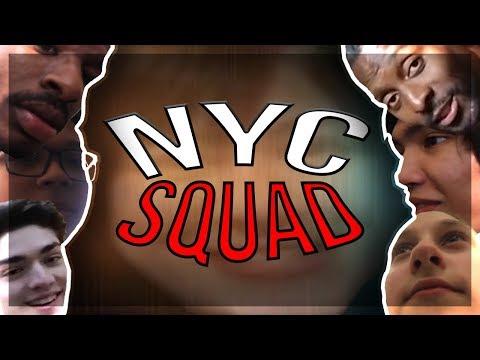NYC Squad - Funny / Cringy Moment