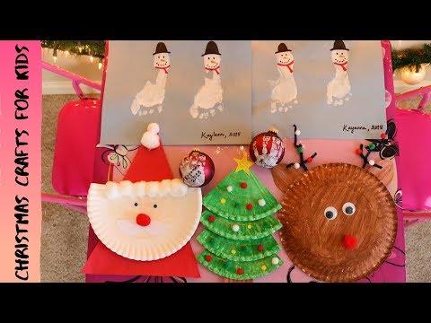 christmas-diy-art-&-crafts-for-toddler/preschooler- -kids-christmas-crafts- -mytwolittlesunshines