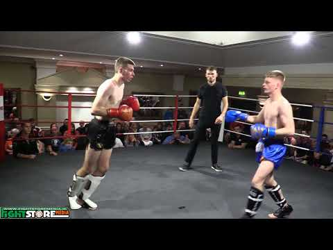 Liam O'Brien vs Matthew White - The Showdown 6
