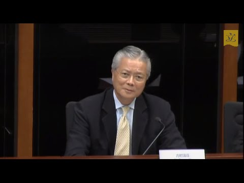 Panel on Commerce and Industry (2013/03/19)