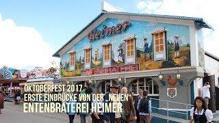 Oktoberfest: Entenbraterei  Heimer in der Straße 2