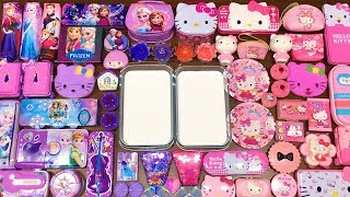 purple-vs-pink-hello-kitty-and-elsa-frozen-special-series-74-mixing-random-things-into-slime