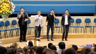 Ad Finem Musica: Olhe a Cruz - IASP-Hortolandia
