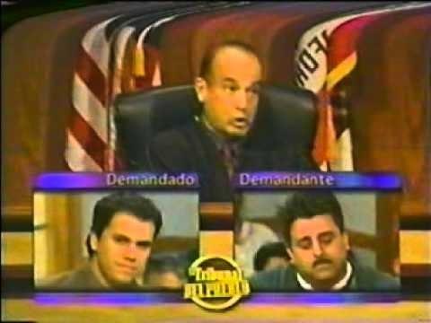 El Tribunal del Pueblo-Canal 22 Los Angeles. 2002