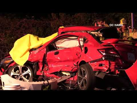 Costa Mesa fatal DUI crash
