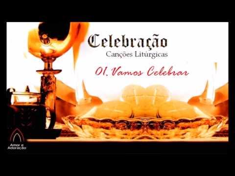 Ministério Amor e Adoração (CD Celebração) 01. Vamos Celebrar ヅ
