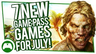 7 New Xbox Game Pass Games You Must Try In July
