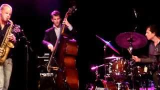 Maarten Hogenhuis trio - No Name Blues - JazzFest Amsterdam - 09-11-2013