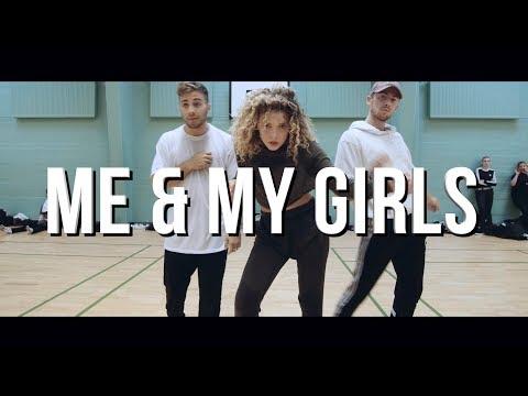 Me & My Girls - Selena Gomez | Brian Friedman Choreography | Copenhagen Dance Space