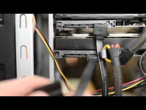How To Install a Desktop Hard Drive