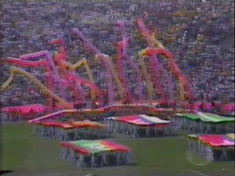 1994 FIFA World Cup Closing Ceremonies durms part