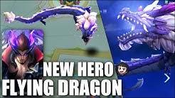 NEW HERO BLACK DRAGON IS HERE!!!