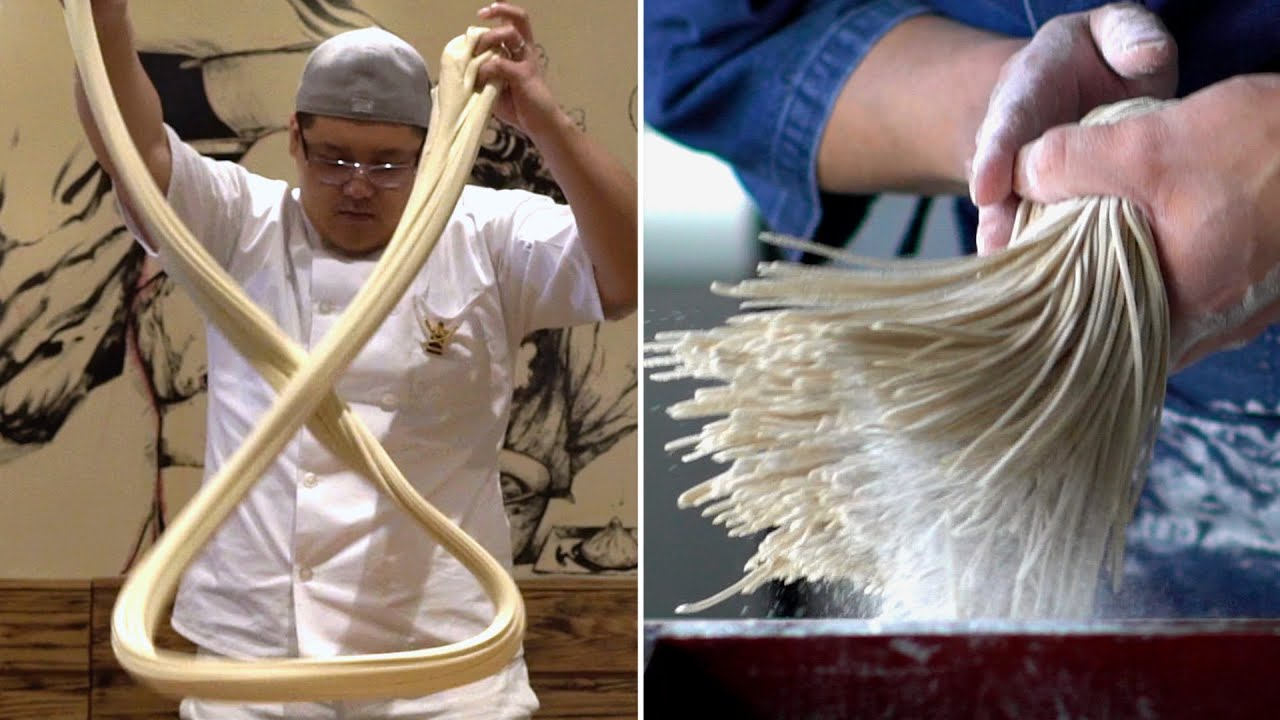 maxresdefault - The Art Of Making Noodles By Hand