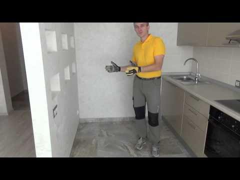 Ремонт и отделка квартиры по ул  Байкальская г. Иркутск