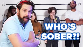 Download Private Investigator Guesses Who's Sober Out Of A Lineup Mp3 and Videos