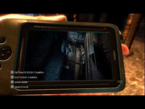 Tom Clancys Splinter Cell: Conviction: Sticky Cam - Trailer