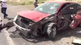 Trafik Kazaları 10 Ayda 3 Bin Kişiyi Canından Etti