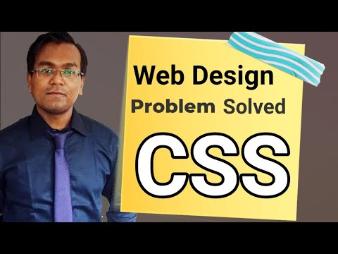 css style sheet practical || Bangla tutorial thumbnail