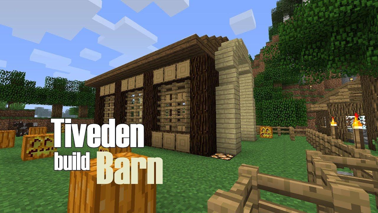 Minecraft Barn Slaughterhouse