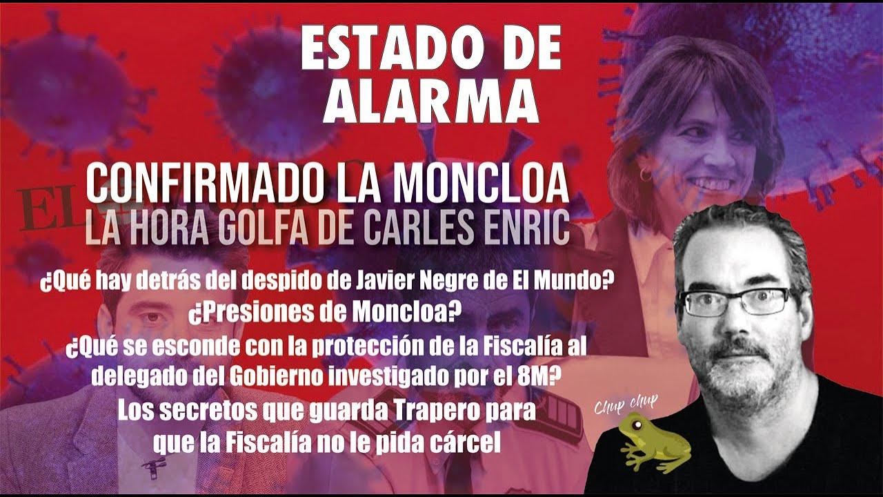 Confirmado Moncloa - ¿Qué hay detrás del despido de Javier Negre de El Mundo?