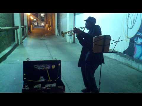 Street Music in Minneapolis