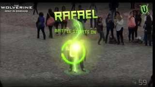 V Tokyo Fury Live - Rafael
