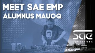 Meet SAE Electronic Music Production Alumnus Mauoq