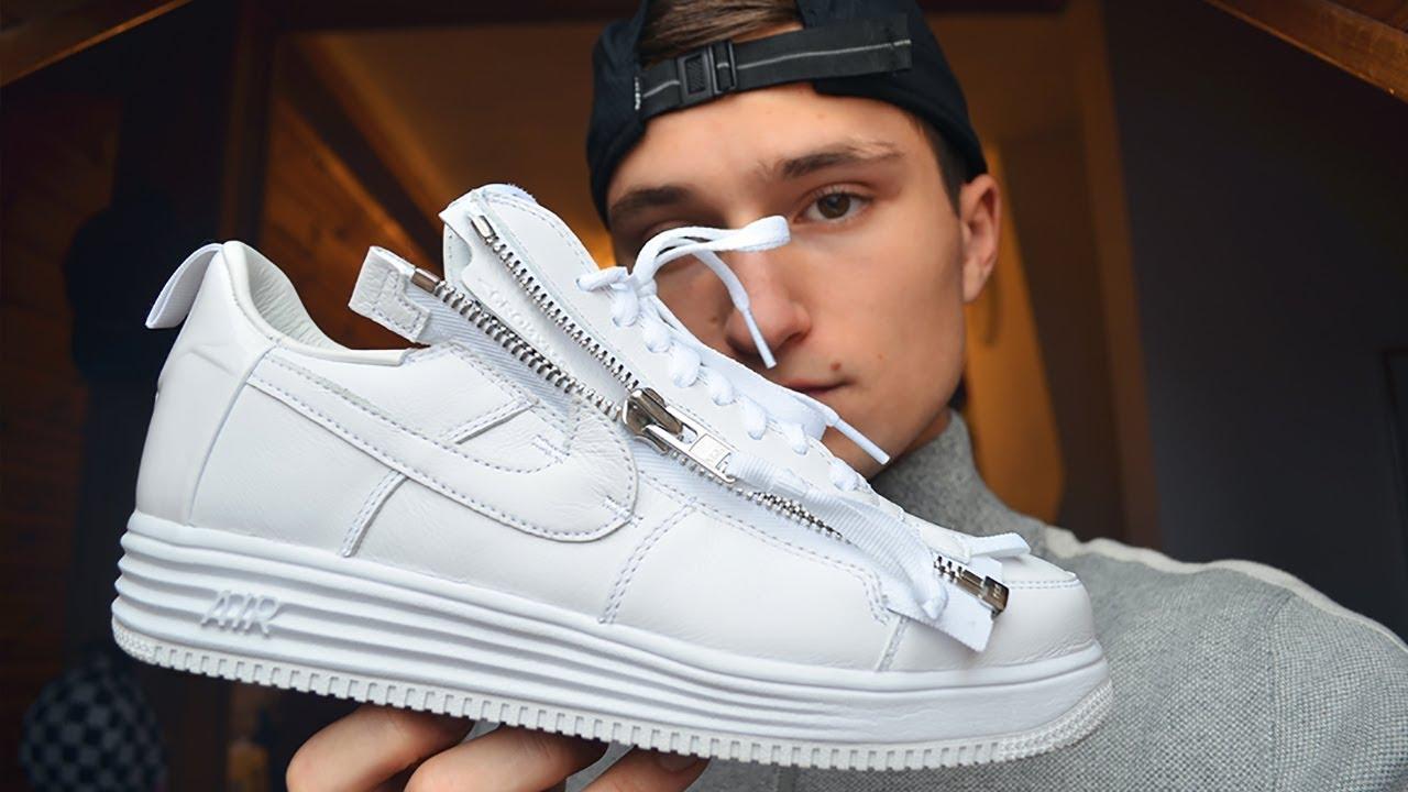 Nike x Acronym® Lunar Air Force 1