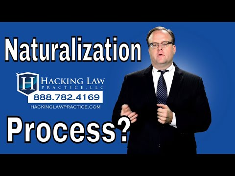What Is the Naturalization Process Like?