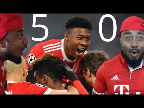 Bayern Munich vs Besiktas 5-0 Post Match Analysis | Bayern Are The Favorites To Win