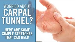 Worried About Carpal Tunnel? Try 3 Simple Stretches
