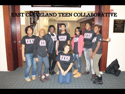 EAST CLEVELAND TEEN COLLABORATIVE...Artistic Expressions