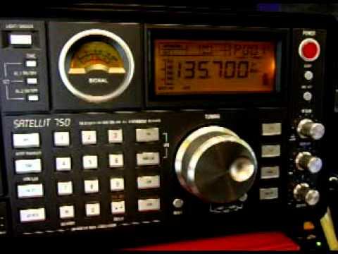 Eton-Grundig SATELLIT 750 (Banda Aerea / Air Band  / Receptor Radio Multibanda)