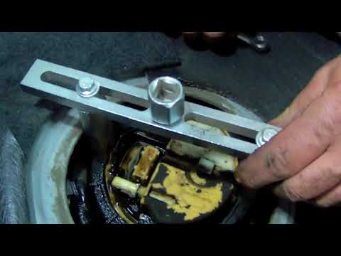 Fuel Pump-Gauge Removal Tool