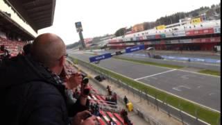 Evolution du bruit des Formule 1 entre 2013 et 2015
