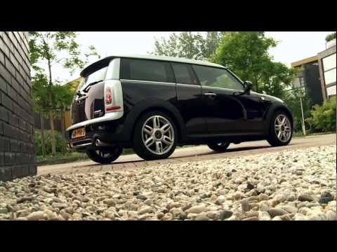 Mini Clubman Cooper SD roadtest (english subtitled)