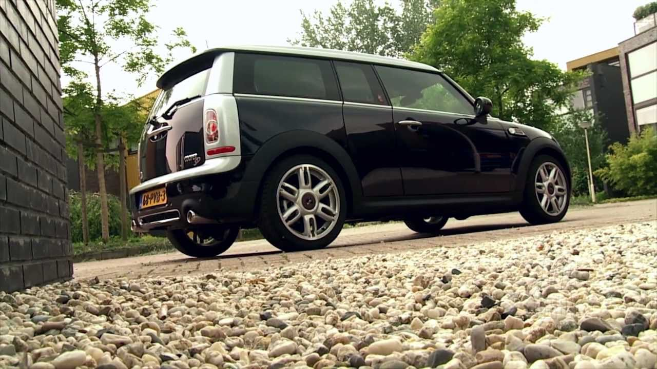 Mini Clubman Cooper Sd Roadtest English Subtitled Youtube