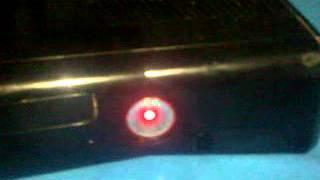 como quitar las luces rojas de xbox