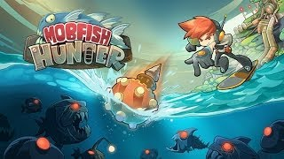 Mobfish Hunter (Ver. 2.0) - an endless fishing-action game by Appxplore