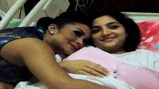 Krisdayanti Jenguk Ashanty - Seleb On Cam 17 Desember 2014